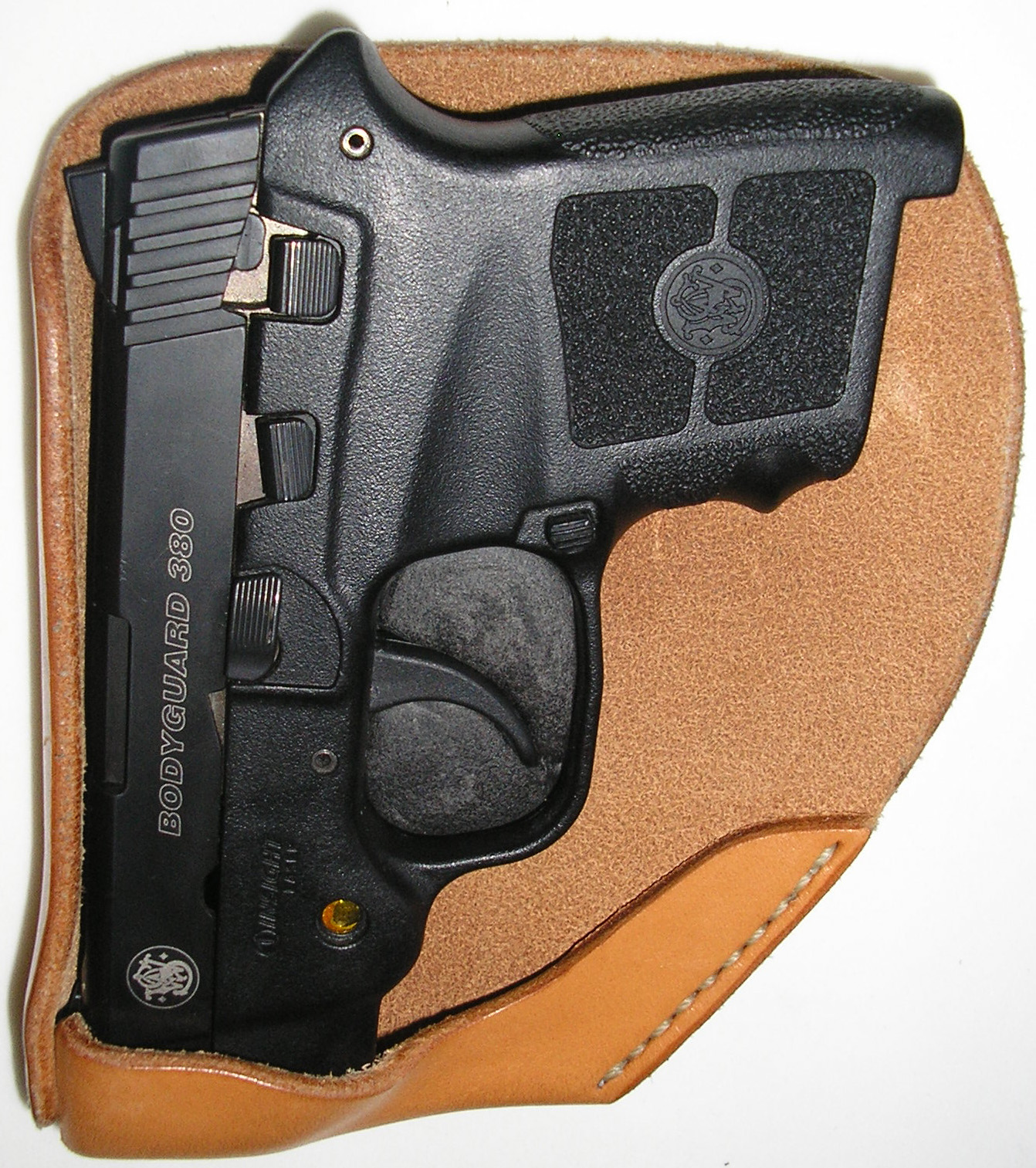 Smith & Wesson BG380 Recluse OS Solo