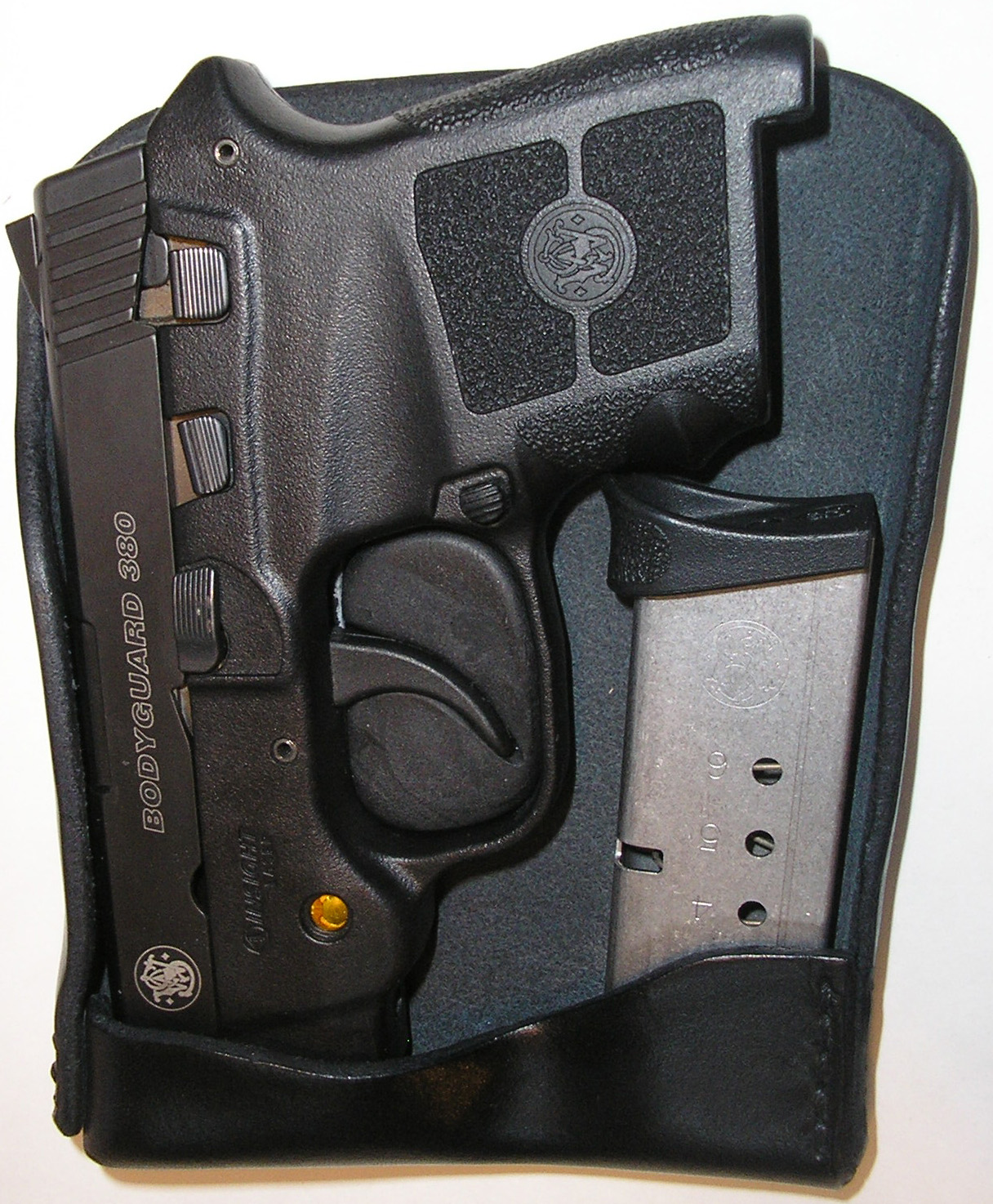 Smith & Wesson BG380 Recluse OS Plus