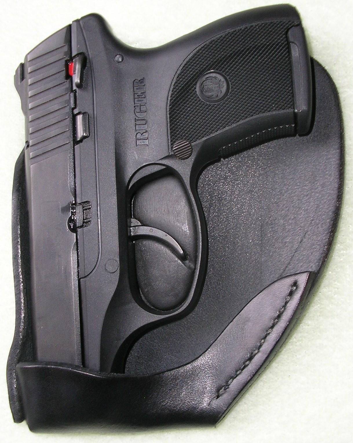 Ruger LC 380, LC9 Recluse OS Front