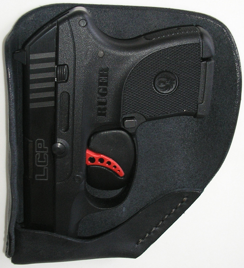 Ruger LCP-I Recluse OS Front