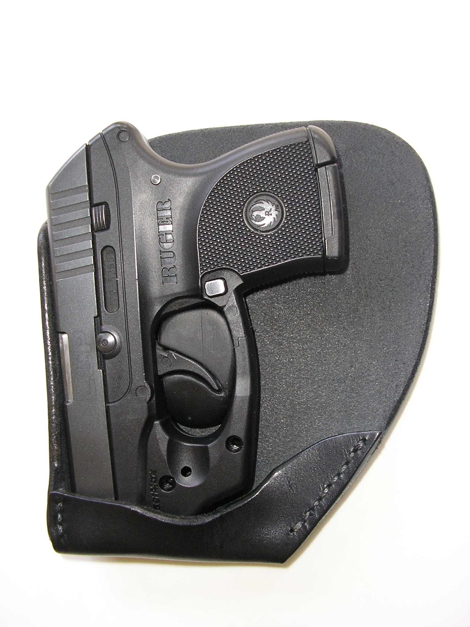 Ruger LC9 Recluse OS Front