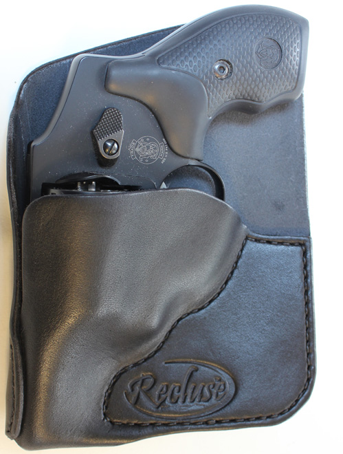 Smith & Wesson J-Frame Recluse TS Solo